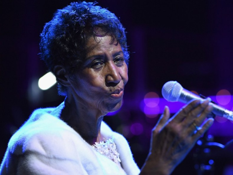 Aretha Franklin - Queen Of Soul Aretha Franklin Dies at the Age of 76