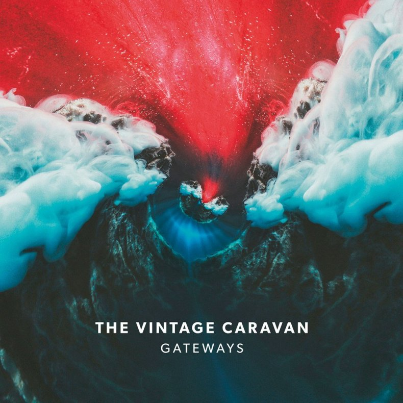 "Gateways - REVIEW: THE VINTAGE CARAVAN - ""Gateways"""