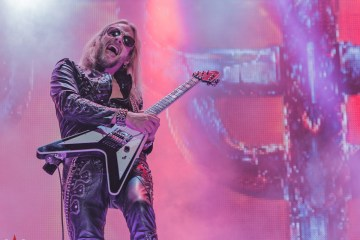 Judaspriest10 - JUDAS PRIEST's Richie Faulkner Calls KK Downing's Clone Comments 'Fairly Narrow-Minded'
