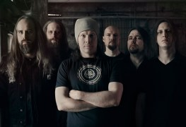 "Omnium Gatherum 2018 - INTERVIEW: OMNIUM GATHERUM's Markus Vanhala on 'The Burning Cold': ""It's The Finest Moment Of Our Career"""
