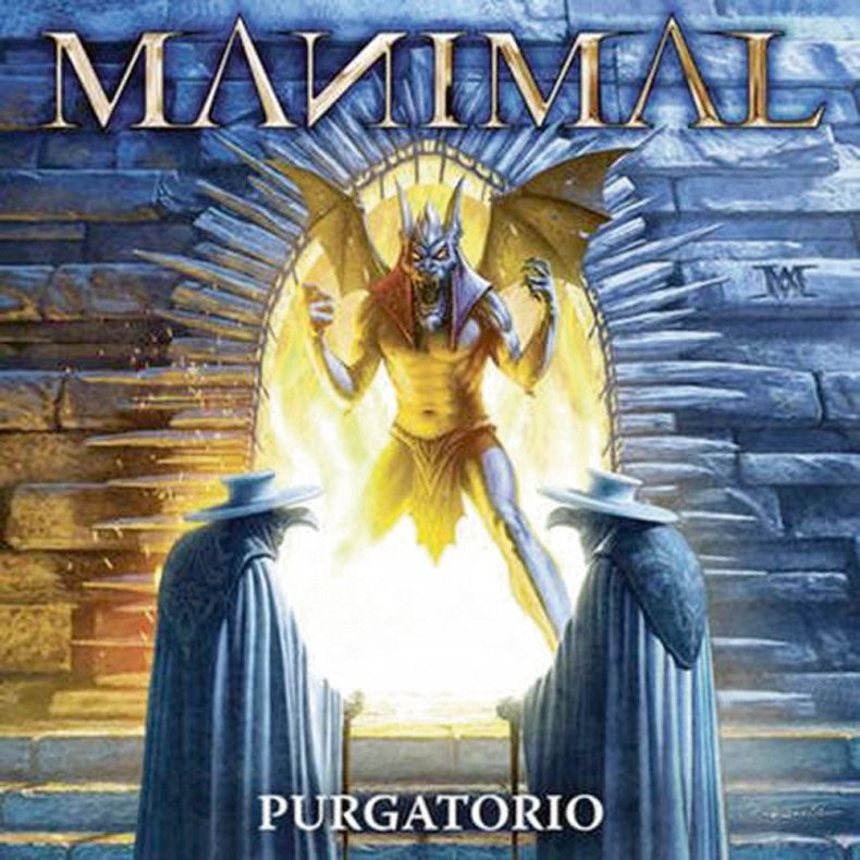 "Purgatorio - REVIEW: MANIMAL - ""Purgatorio"""