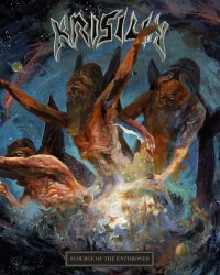 "Scourge Of The Enthroned - REVIEW: KRISIUN - ""Scourge Of The Enthroned"""