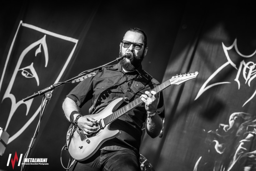 bloodstock day 1  26 - FESTIVAL REVIEW: BLOODSTOCK OPEN AIR 2018 Live at Walton-on-Trent, Derbyshire, UK - Day 1 (Friday)