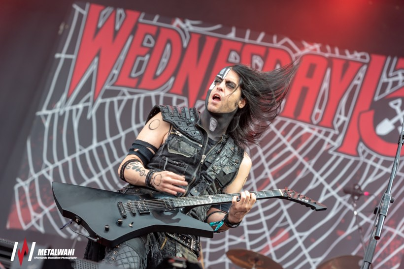 bloodstock day 1  37 - FESTIVAL REVIEW: BLOODSTOCK OPEN AIR 2018 Live at Walton-on-Trent, Derbyshire, UK - Day 1 (Friday)