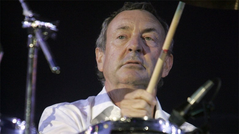 nickmason - Nick Mason Recalls PINK FLOYD's 'Shocking' Reunion With Syd Barrett During 'Wish You Were Here' Sessions