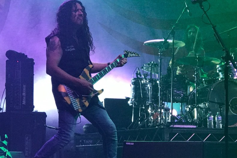 oz fox - STRYPER Guitarist Oz Fox To Undergo Brain Biopsy; Wife Releases An Official Statement