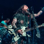 soulfly 10 - GALLERY: Soulfly, Death Remains & The Heretic Order Live at O2 Academy Islington, London