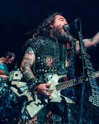 "soulfly 10 - INTERVIEW: Max Cavalera - ""SOULFLY Is Born Again With 'Ritual'"""