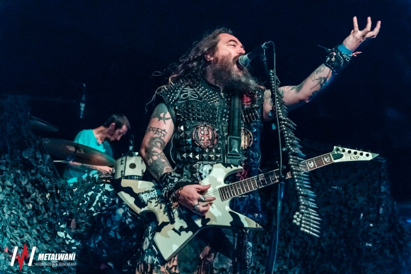 "soulfly 10 - REVIEW: SOULFLY - ""Ritual"""