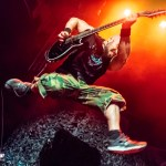 soulfly 11 - GALLERY: Soulfly, Death Remains & The Heretic Order Live at O2 Academy Islington, London