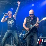 Chrome Molly 06 - GALLERY: STONEDEAF FESTIVAL 2018 Live at Newark Showground, UK