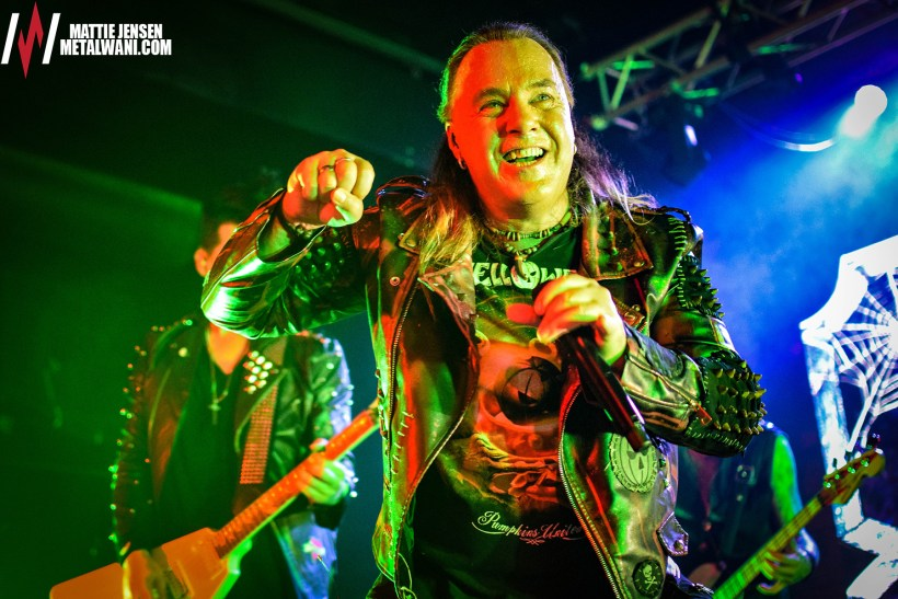 Helloween 35 - GIG REVIEW: HELLOWEEN Pumpkins United Tour Live at Concord Music Hall, Chicago, IL