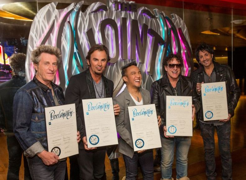 Journey Neal Deen - Deen Castranovo States NEAL SCHON Is Considering 'Journey Through Time' Tour