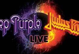 Purple Priest - GIG REVIEW: An Evening With JUDAS PRIEST & DEEP PURPLE Live at FirstOntario Centre, Hamilton