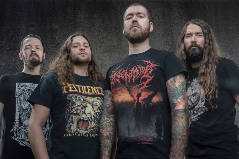 """Revocation - INTERVIEW: REVOCATION's Dave Davidson on 'The Outer Ones' - """"We're Advancing As Musicians & Want Fans To Hear Different Things"""""""
