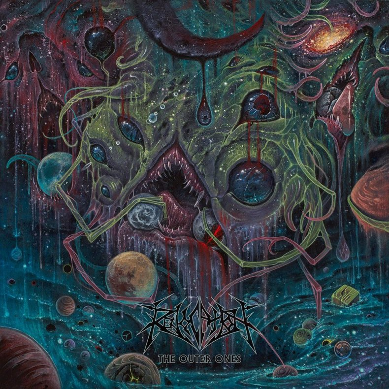 "The Outer Ones - REVIEW: REVOCATION - ""The Outer Ones"""