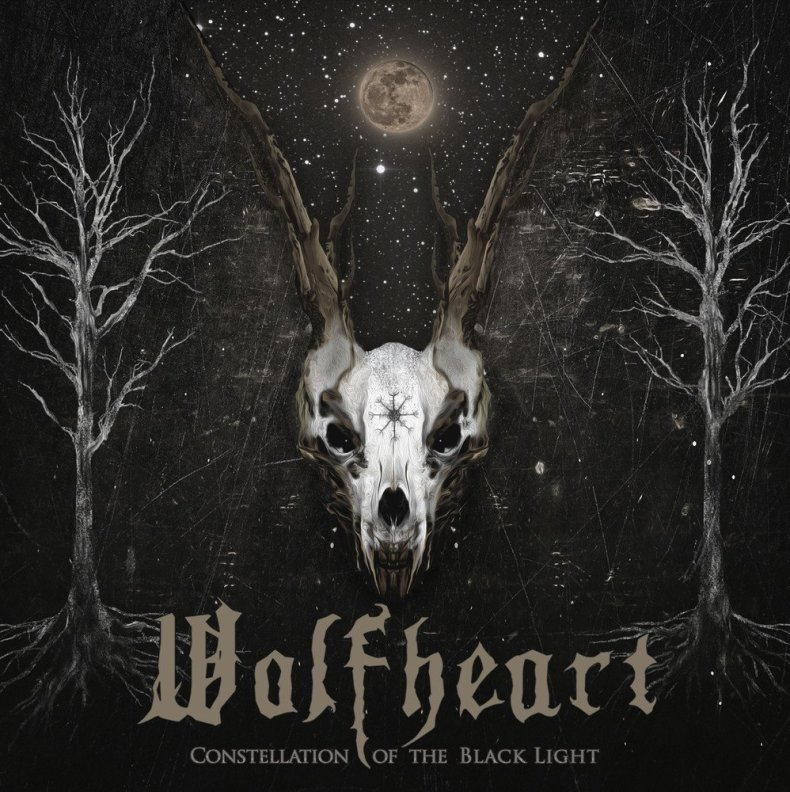 """Wolfheart - REVIEW: WOLFHEART - """"Constellation Of The Black Light"""""""