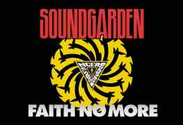 soundgardenfaithnomore - Watch SOUNDGARDEN & FAITH NO MORE Supergroup Debut Performance