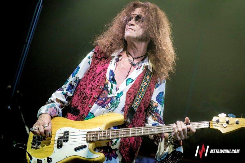 Glenn Hughes 11 - THE DEAD DAISIES Confirm Glenn Hughes Return; John Corabi & Marco Mendoza Are Out