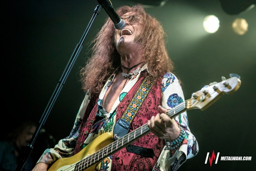 Glenn Hughes 12 - GIG REVIEW: GLENN HUGHES Performs Classic Deep Purple Live at Electric Ballroom, London
