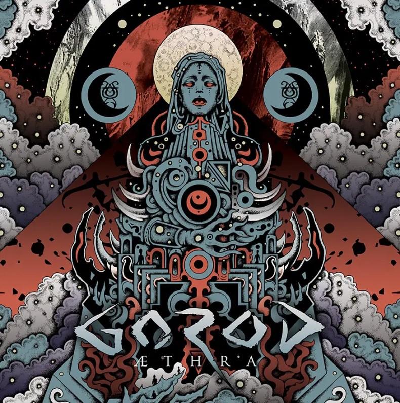 """Gorod Aethra - REVIEW: GOROD - """"Aethra"""""""