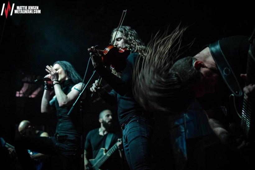 NeObliviscaris 18 - GIG REVIEW: Wintersun, Ne Obliviscaris & Sarah Longfield Live at the Bottom Lounge, Chicago, IL