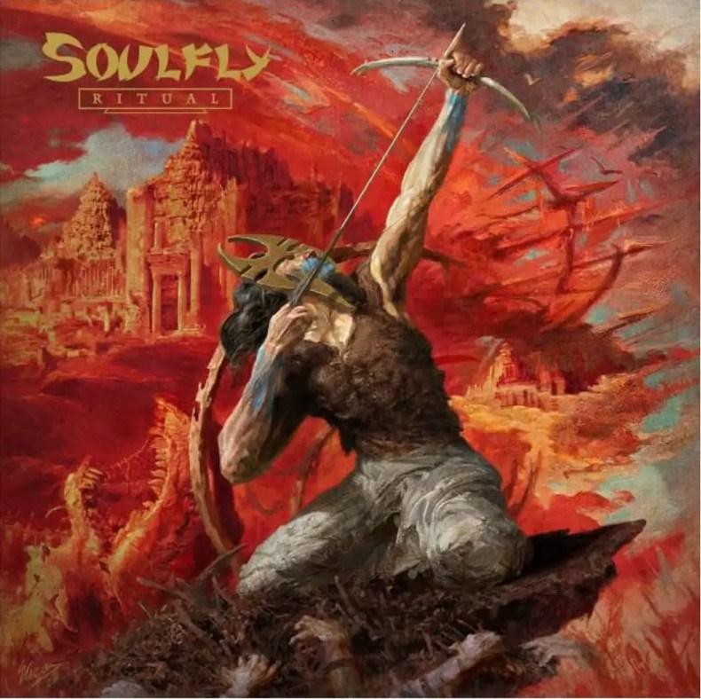 """Ritual - REVIEW: SOULFLY - """"Ritual"""""""