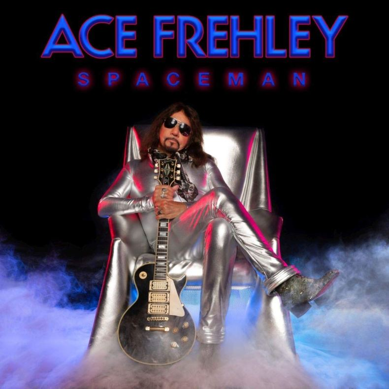 "Spaceman - REVIEW: ACE FREHLEY - ""Spaceman"""