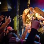 UnleashtheArchers 14 - GALLERY: Unleash The Archers, Striker & Helion Prime Live at Reggie's, Chicago