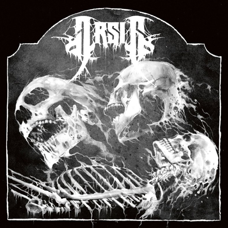 "Visitant Cover - REVIEW: ARSIS - ""Visitant"""
