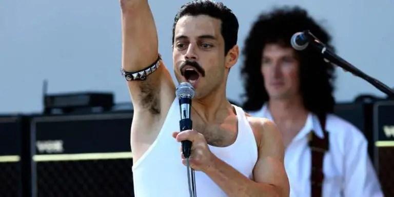 queen movie - QUEEN Biopic 'Bohemian Rhapsody' Wins 'Best Drama'; RAMI MALEK Named 'Best Actor' At Golden Globe Awards