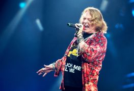 Axl Rose - Former GUNS N' ROSES Member Recalls Manager Firing AXL ROSE From The Band