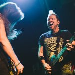 Fozzy 12 - GALLERY: Fozzy, Torrential Thrill & Dangerous Curves Live at Max Watts, Melbourne