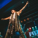Fozzy 16 - GALLERY: Fozzy, Torrential Thrill & Dangerous Curves Live at Max Watts, Melbourne