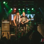 Fozzy 19 - GALLERY: Fozzy, Torrential Thrill & Dangerous Curves Live at Max Watts, Melbourne