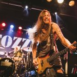 Fozzy 9 - GALLERY: Fozzy, Torrential Thrill & Dangerous Curves Live at Max Watts, Melbourne