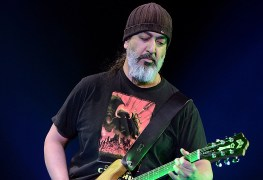 Soundgarden Kim Thayil - SOUNDGARDEN Guitarist Says Members Want To Complete Unfinished 'Sad & Heavy' Songs