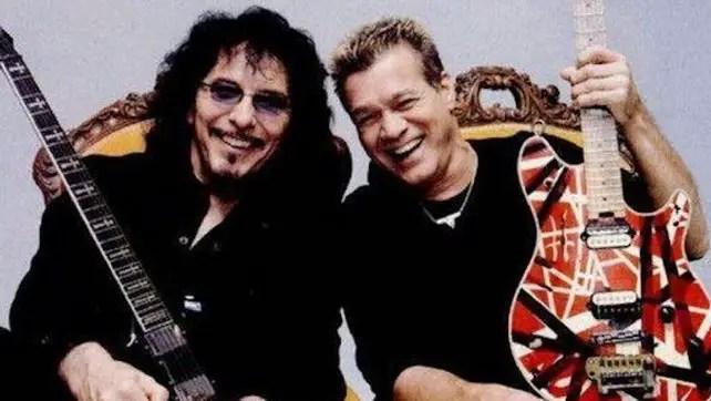 "Van halen - Tony Iommi To Eddie Van Halen: ""You Were Playing My Favourite BLACK SABBATH Song Wrong"""