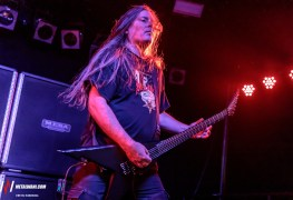 """cannibal corpse 5 - """"PAT O'BRIEN Is A Standup Guy Who Is True To His Friends, Family And His Band"""" Says CANNIBAL CORPSE Drummer's Wife"""