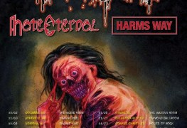 cannibal corpse us tour 2018 - GIG REVIEW: Cannibal Corpse, Hate Eternal & Harm's Way Live at Civic Music Hall, Toledo, OH