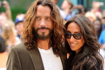 chris cornell vicky - CHRIS CORNELL's Ex-Wife & Widow Are Battling Over His $20 Million Estate