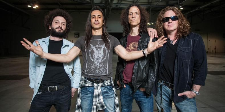 extreme - Get Ready For 'Eclectic' New EXTREME Album In 2020; 's Nuno Bettencourt Releases A Statement