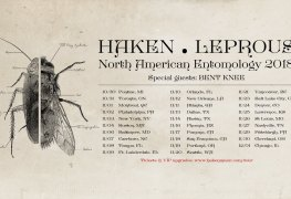 hakenleproustour - GIG REVIEW: Haken, Leprous & Bent Knee Live at the Opera House, Toronto