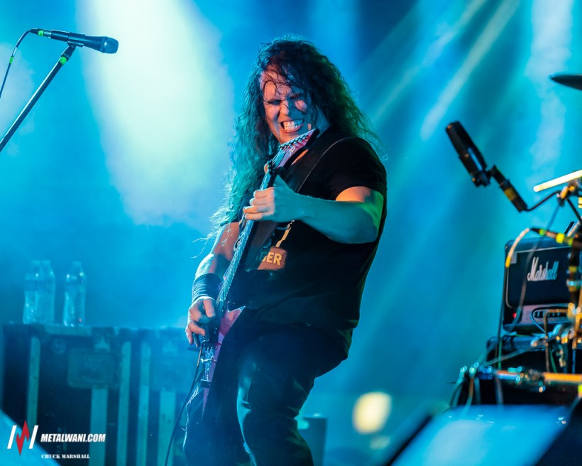hate eternal 8 - GIG REVIEW: Cannibal Corpse, Hate Eternal & Harm's Way Live at Civic Music Hall, Toledo, OH