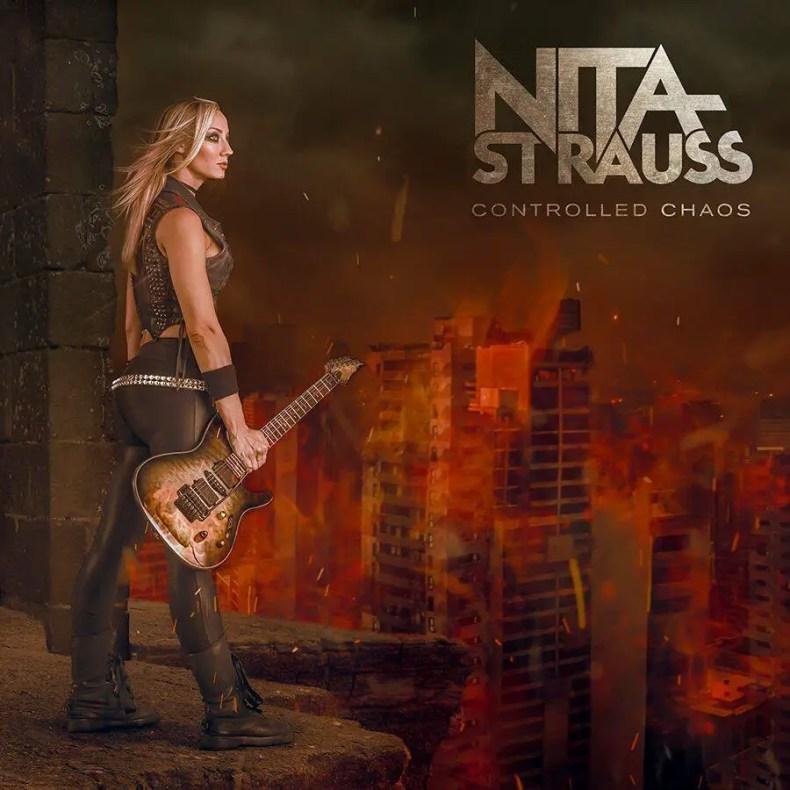 "nita strauss controlled chaos - REVIEW: NITA STRAUSS - ""Controlled Chaos"""
