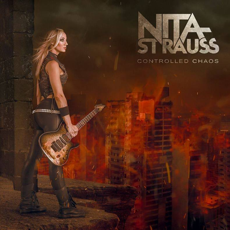 "nita strauss controlled chaos - REVIEW: NITA STRAUSS - ""Controlled Chaos"""