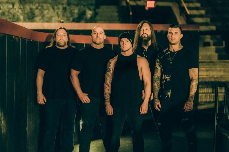 "All That Remains - INTERVIEW: ALL THAT REMAINS' Phil Labonte on Oli Herbert's Death: ""It's Hard To Process; It's Very Surreal"""