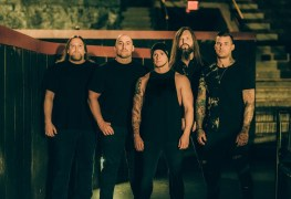 """All That Remains - INTERVIEW: ALL THAT REMAINS' Phil Labonte on Oli Herbert's Death: """"It's Hard To Process; It's Very Surreal"""""""