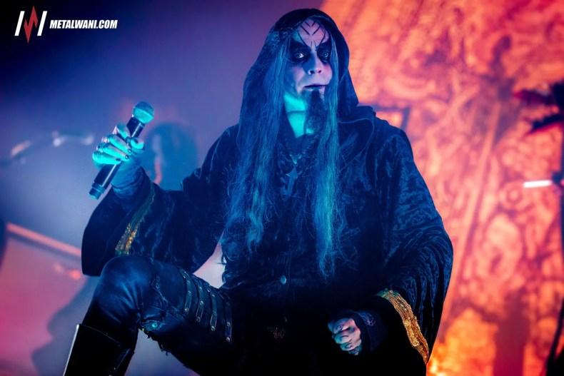 Dimmu Borgir 05 - GALLERY: Dimmu Borgir, Kreator, Hatebreed & Bloodbath Live at Camden Town, London