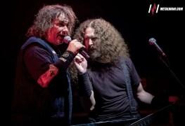Exodus 01 - GALLERY: Exodus, Sodom, Death Angel & Suicidal Angels Live at Electric Ballroom, London